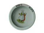 Baby Plate; 65