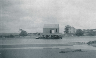 Mangawai Wharf; 18-205