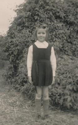 Judith Foote; 20-25