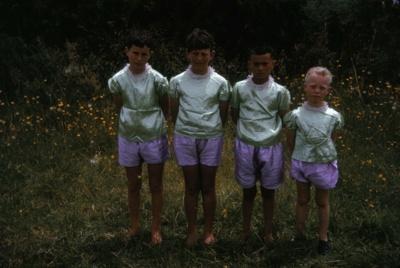 Children in Costume; 18-71