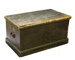 Large Wooden Trunk; 635