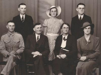 Mooney Family; 20-72