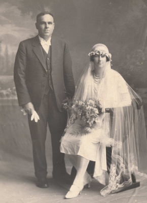 Logue and Levet Wedding; 19-67