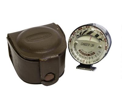 Light Meter; 17-125