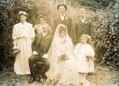 Littin and Newcombe Wedding.; 16-310