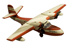 Grumman G.44 Widgeon Model Aircraft; 858