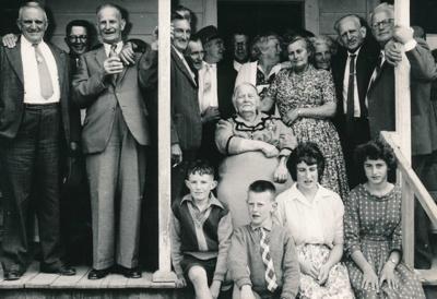 Balderston & Leslie Families; 18-24