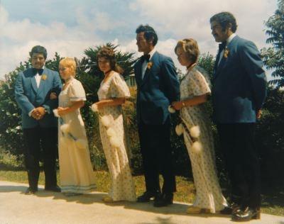 Botica and Dowson Wedding; 19-131