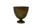 Eggcup -Brass; 407