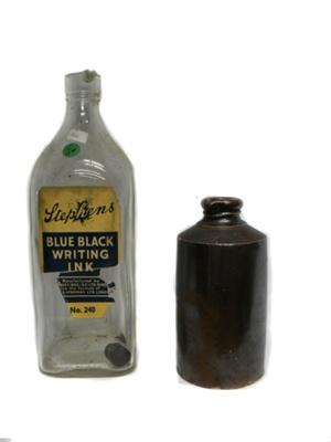 Ink Bottles; 301
