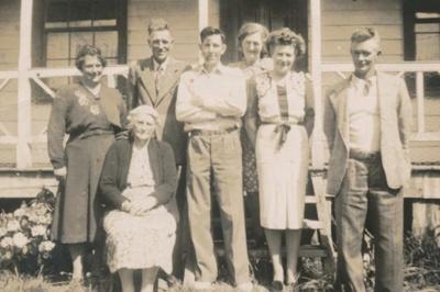 Logue Family; 19-62