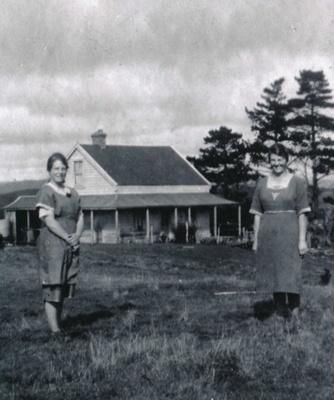 Yates Family Home; 19-137