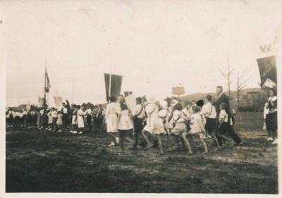 Tara Road School Marching; 18-29