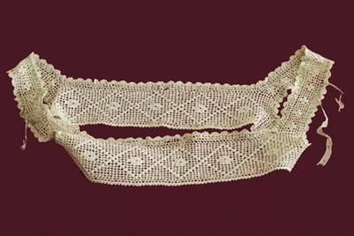 Crochet Yoke ; 15-56
