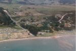 Aerial View of Mangawhai Heads 1970s; 17-124