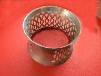 Napkin Ring; 387