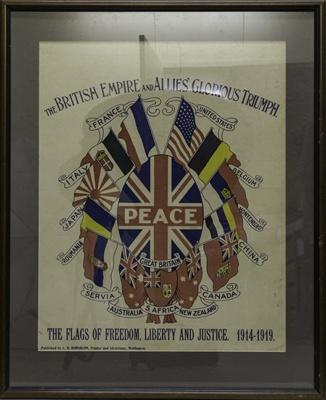 Poster - WW1; 18-57