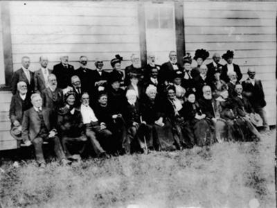 'Albertlanders Reunion' 1913; 15-19