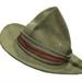 Hat: RETURNED TO BILL LESLIE O/R 1146; 15-17
