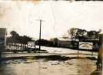 Flooding at Mangawai Village 1930's; 16-118