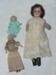 Dolls x3; 218