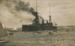 Postcard photo of HMS New Zealand.; 16-396