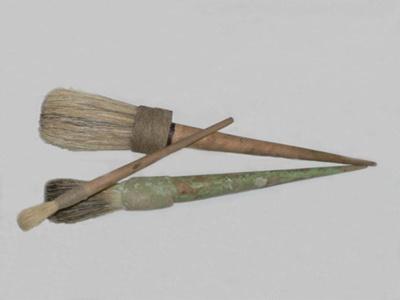 Brushes x 3; 27