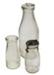 Milk and Cream bottles x 3; 15-46