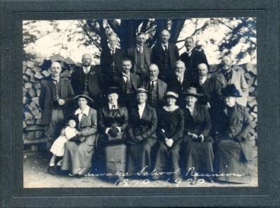 Kaiwaka School Reunion.; 16-395