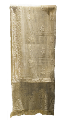 Lace curtain; 723
