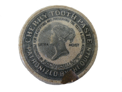 Tooth Paste Lid;  175