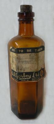 Medicine Bottle; 423