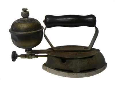 Coleman Kerosene Powered Iron; 238