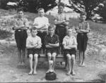 Mangawai Beach School Sports Team; 16-162