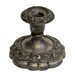 Silver Candle Stick Holder; 15-102