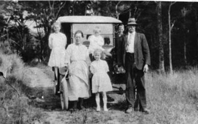 Wharfe Family; 16-61