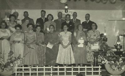 Mangawai Choir; 16-372