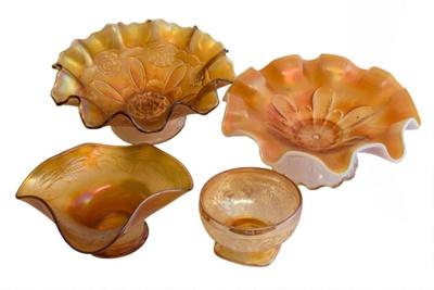 Bowls x 4; 15-157