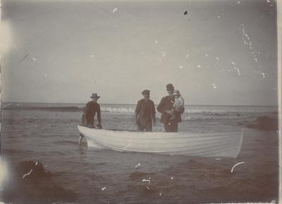 Wharfe Family; 16-219