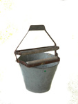 Metal Bucket with Wringer; 280