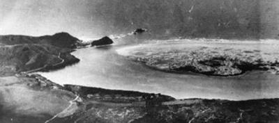 Aerial of Mangawai Heads; 15-20