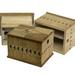 Cigarette Box; 16-180