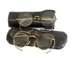 Glasses x 2; 16-205