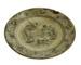China plate; 721