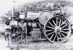 HJ Ryan's Traction Engine; 16-59A