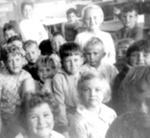 Mangawhai Beach School 1965.; 16-325