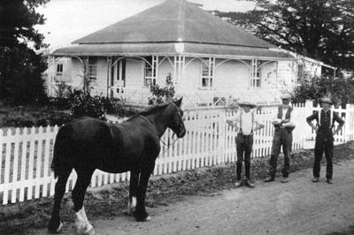 Brown's House, Tara; 16-16