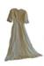 Silk Wedding Dress and Woollen Cape; 428