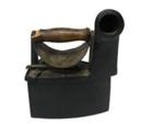 Charcoal iron; 237