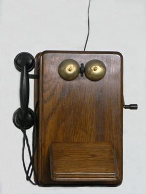 Wall Telephone x 2; 43